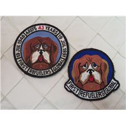 Refuelers Patches