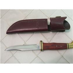 Buck 103 Knife w/ Sheath