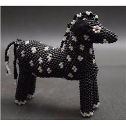 ZUNI BEADED HORSE