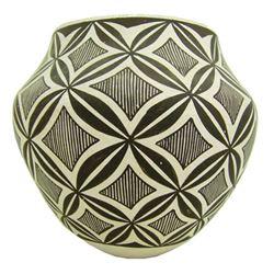 Acoma Pottery Jar - Jessie Garcia