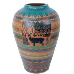 Navajo Pottery Jar - Arnold Brown