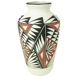 Acoma Pottery Jar - D. Trujillio