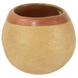 San Juan Pottery Jar - Dominguita Cisneros