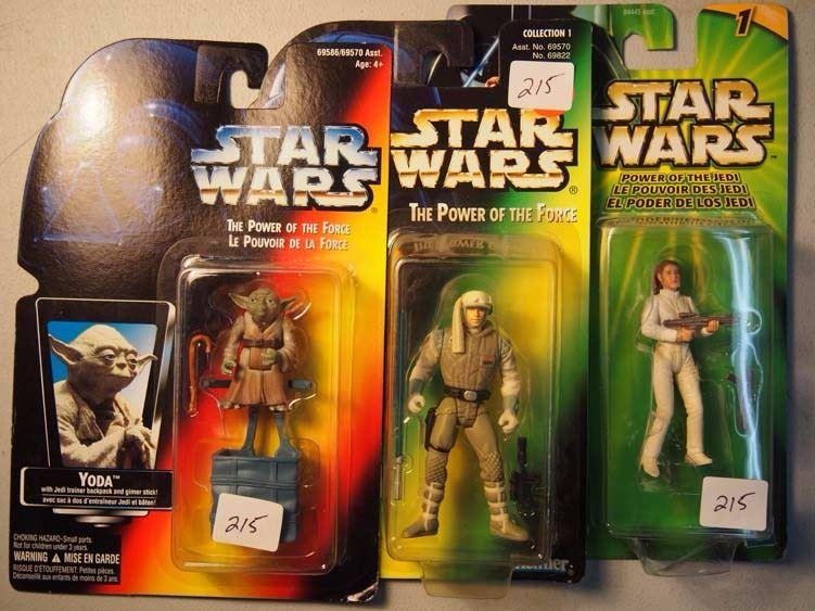 Star Wars le Pouvoir de la Force Action Figure-Collection 1