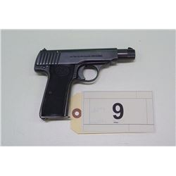 WALTHER , MODEL: MOD 4 , CALIBER: 7.65MM