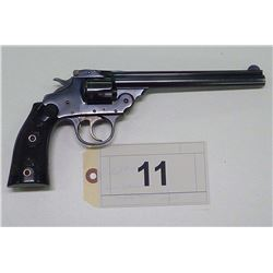IVER JOHNSON , MODEL: SAFETY  HAMMER AUTO MOD 3 , CALIBER: 32 S&W