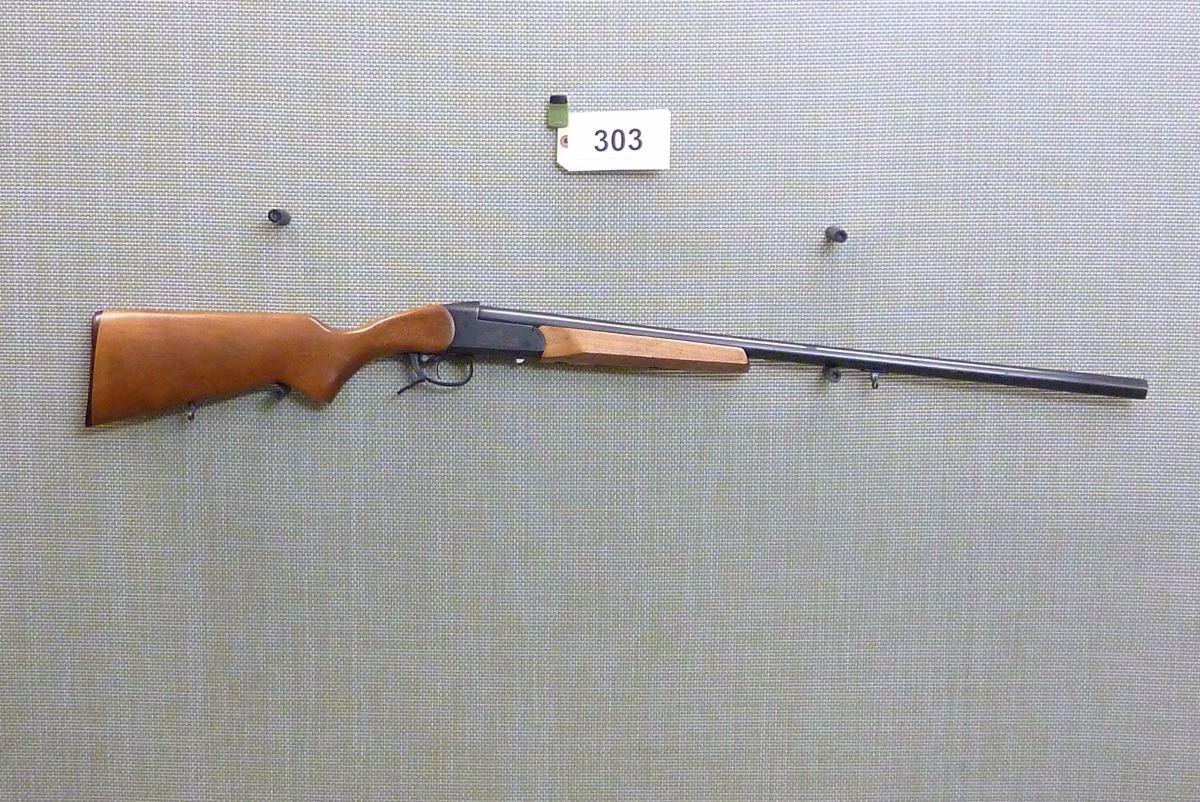 BAIKAL , MODEL: MP-18EM-M , CALIBER: 12GA X 2 3/4