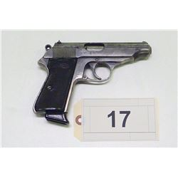 WALTHER , MODEL : PP , CALIBER: 7.65MM