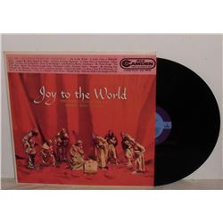 Robert Shaw Joy Chorale to the World 33rpm LP record  - disque