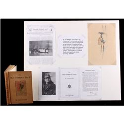 W.S. Phillips El Comancho Book & Sketch