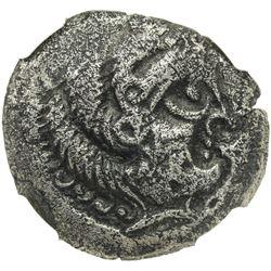 GAUL: Coriosolites, ca. 100-150 BC, BI stater, Armorica. NGC VF