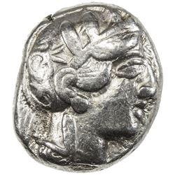 ARABIA: Athenian imitation, ca. BC 440-400, AR tetradrachm (17.07g). VF