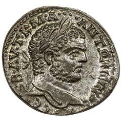 ROMAN EMPIRE: ANTIOCH: Caracalla, 198-217 AD, BI tetradrachm (13.66g). EF-AU