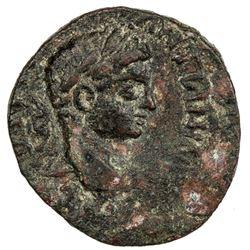 ROMAN EMPIRE: SAMOSATA: Elagabalus, 218-222 AD, AE 22mm (5.11g). VF