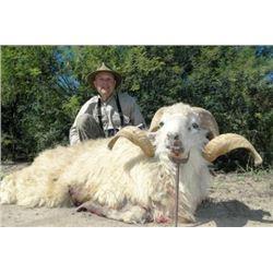 QUEBRACHAL RANCH - Argentina   7-day hunt in Santiago del Estero for 2 hunters