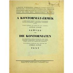 Alföldi's Original Die Kontorniaten