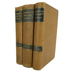 Charles Oman's Copies of Blanchet & Dieudonné