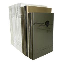 Paul-Francis Jacquier Catalogues