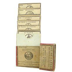 Similar Deck of Instructional Playing Cards on Mythology