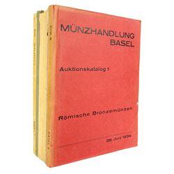 Münzhandlung Basel Sales