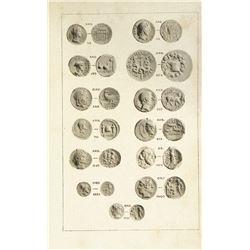 Rare Complete Parts I-IV of the Museo Bartolomeo Borghesi