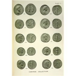 The Carfrae Roman Coins, Priced & Named, with Tinted Plates