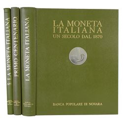 Massive Three-Volume Work by the Banco Popolare di Novara