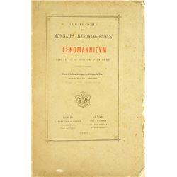 Ponton d'Amécourt's Rare Work on Cenomannicum