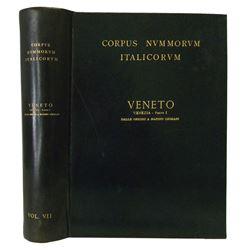Corpus Nummorum Italicorum VII: Veneto, Venezia 1