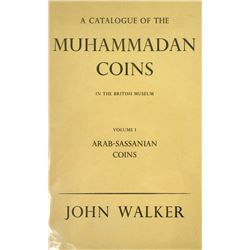 Walker on Arab-Sassanian Coins