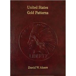 Akers on Pattern Gold, Signed by Akers and Dr. John Wilkison