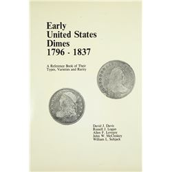 Deluxe Edition Early United States Dimes, Signed by All Five Authors
