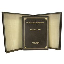 The Deluxe Leatherbound G. Lee Kuntz Sale