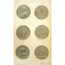 First Depiction of American Medals