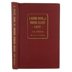 Very Nicely Preserved Fifth Edition Red Book