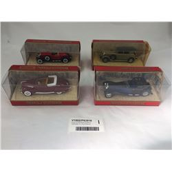 Group of Matchbox Models of Yesteryear Inc. Stutz Bearcat