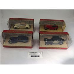Group of Matchbox Models of Yesteryear Inc. Jaguar SS100