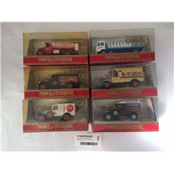 Group of Matchbox Models of Yesteryear Inc. Y12-C G.M.C Van