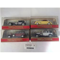 Group of Matchbox Models of Yesteryear Inc. 1933 Cadillac