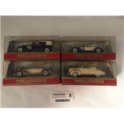 Group of Matchbox Models of Yesteryear Inc. Auburn Speedster