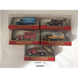 Group of Matchbox Models of Yesteryear Inc. 1930 Mack AC