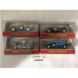 Group of Matchbox Models of Yesteryear Inc. 1930 Model A