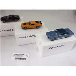 Group of Matchbox Models of Yesteryear Inc. 1968 Camaro