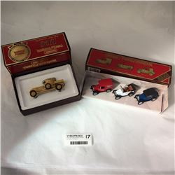 Matchbox Special Edition Models Inc. Austin 7 Collection