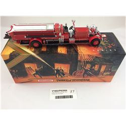 Large Matchbox Die Cast 1930 Ahrens Fox Fire Engine