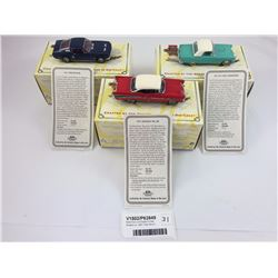 Matchbox 1:43 Scale Di-Cast Models Inc. 1957 Chev Bel Air