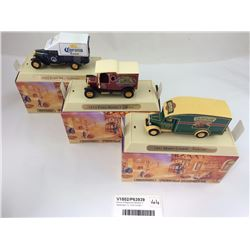 Group of Matchbox Models of Yesteryear Inc. Ford Model T