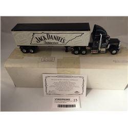 Matchbox Collectibles DiCast Model of Jack Daniels Peterbilt