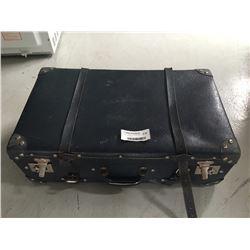 Vintage Medium Sized Letholite Blue Travel Case