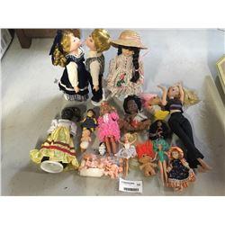 Group of Dolls Inc. Maori